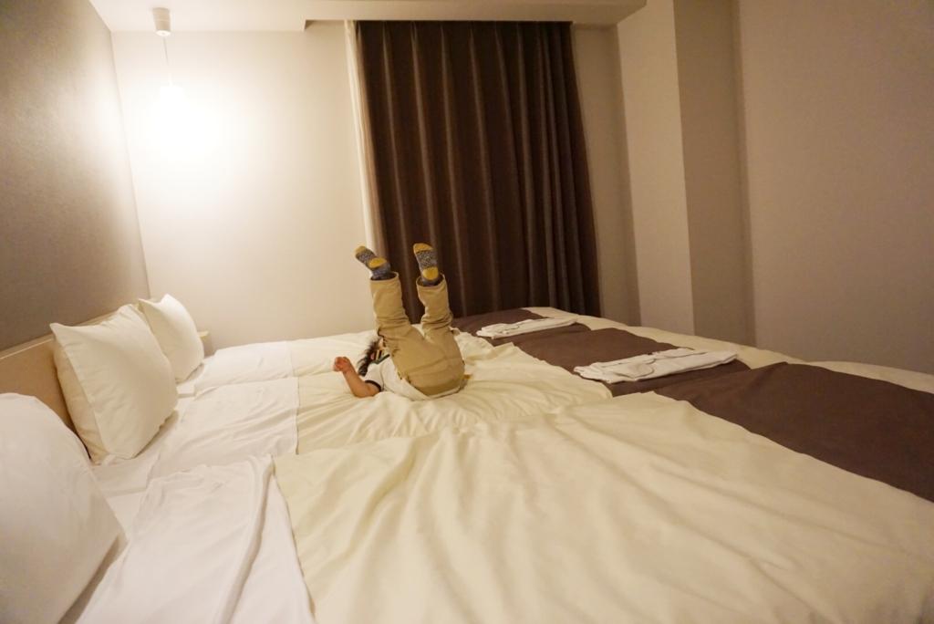 変なホテル 部屋