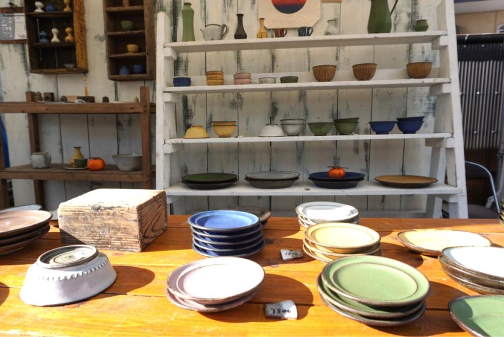 益子陶器市
