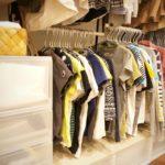 子ども服も「掛ける収納」で家事を時短!