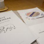 北欧、暮らしの道具店 2019カレンダー