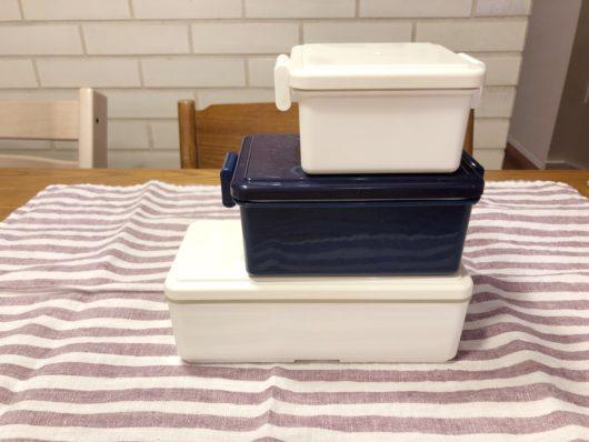 保冷剤付き弁当箱