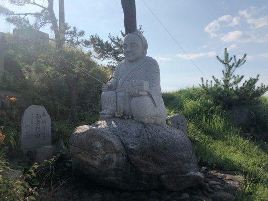 浦島太郎伝説 嶋児神社