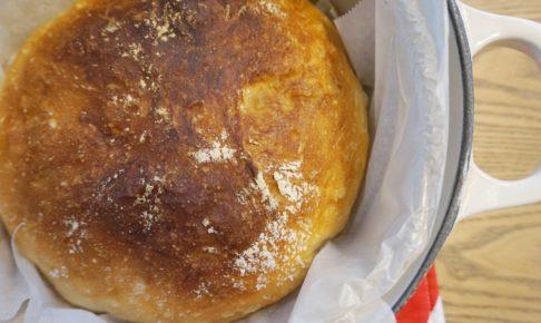 こねないパン