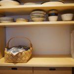 キッチンのパントリー 収納の見直し①