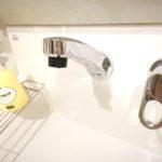 朝の1分で洗面台をきれいに保つ