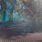 飯能にある北欧テーマパーク『メッツァビレッジ』空中アスレチック-ファンモック-で遊ぶ!
